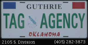 Ad Guthrie Tag