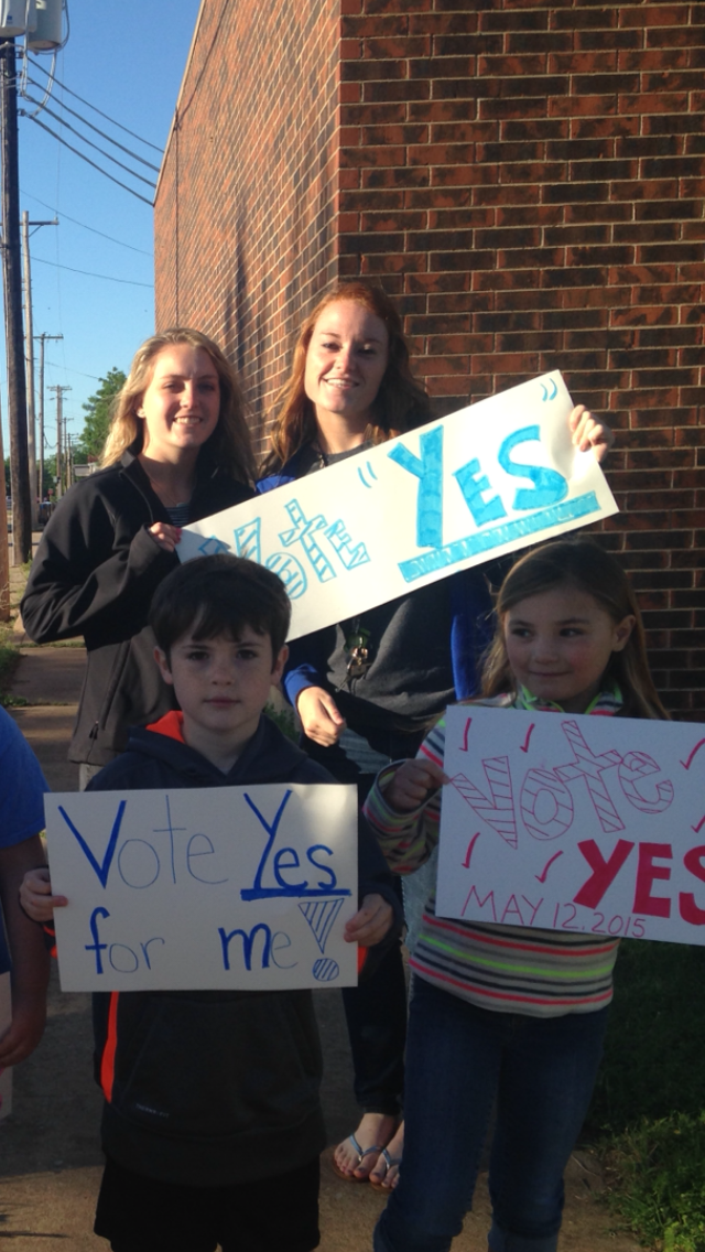 Super-majority says YES to $16.2 million bond for Guthrie schools