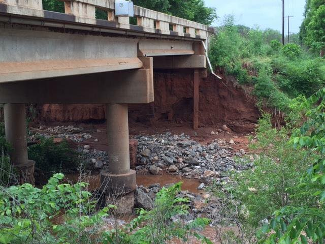 Logan County ranks near the top for deficient bridges; funding being cut