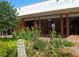 Guthrie Public Library receives USDA grant, CIP money for ADA upgrades