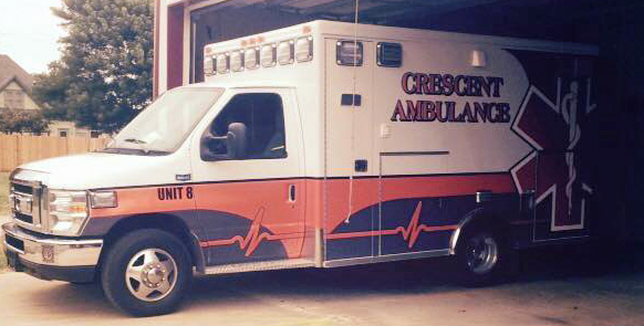 Ambulance service expected to stop, again, in Crescent