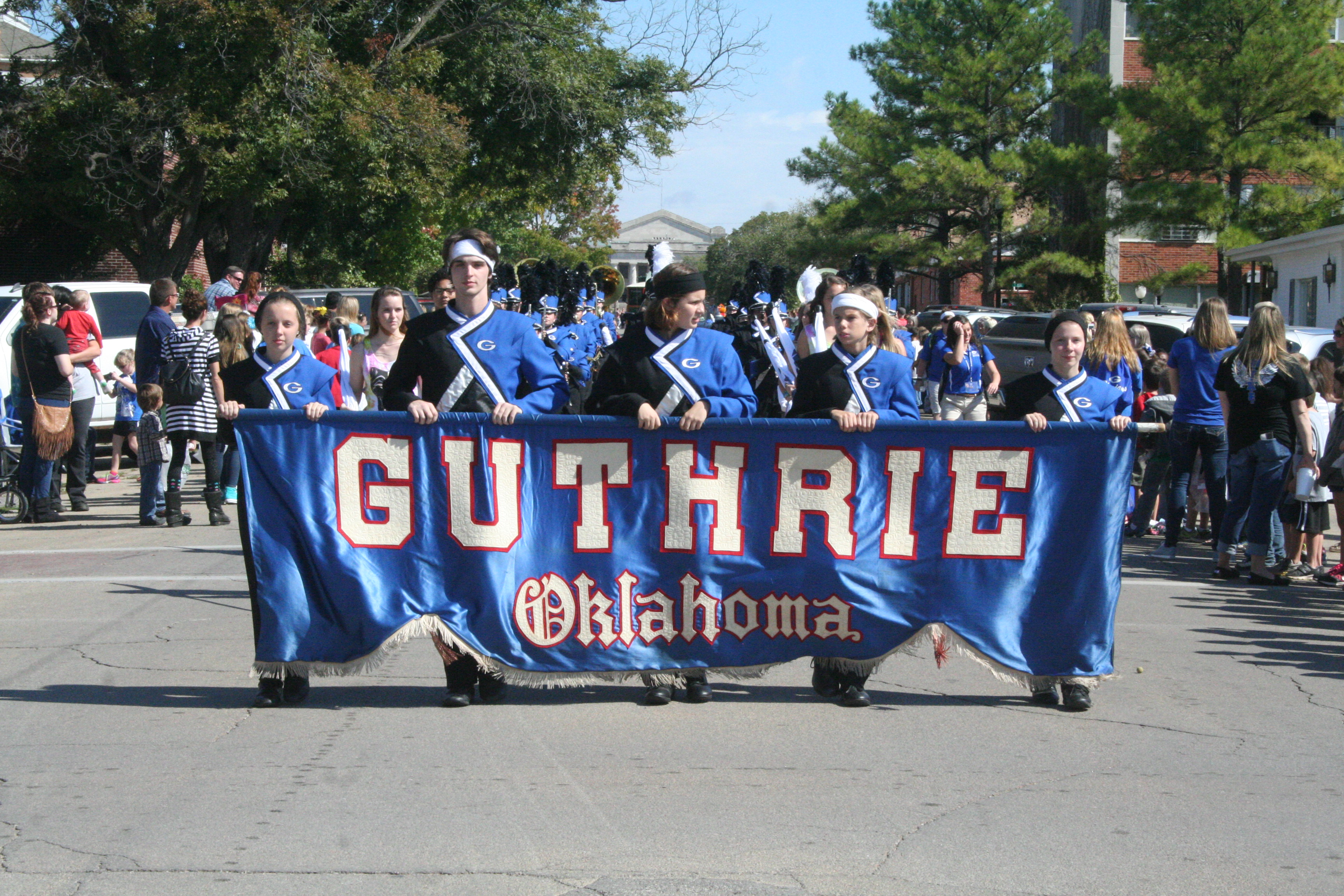 Schedule: Guthrie Fall Homecoming 2018