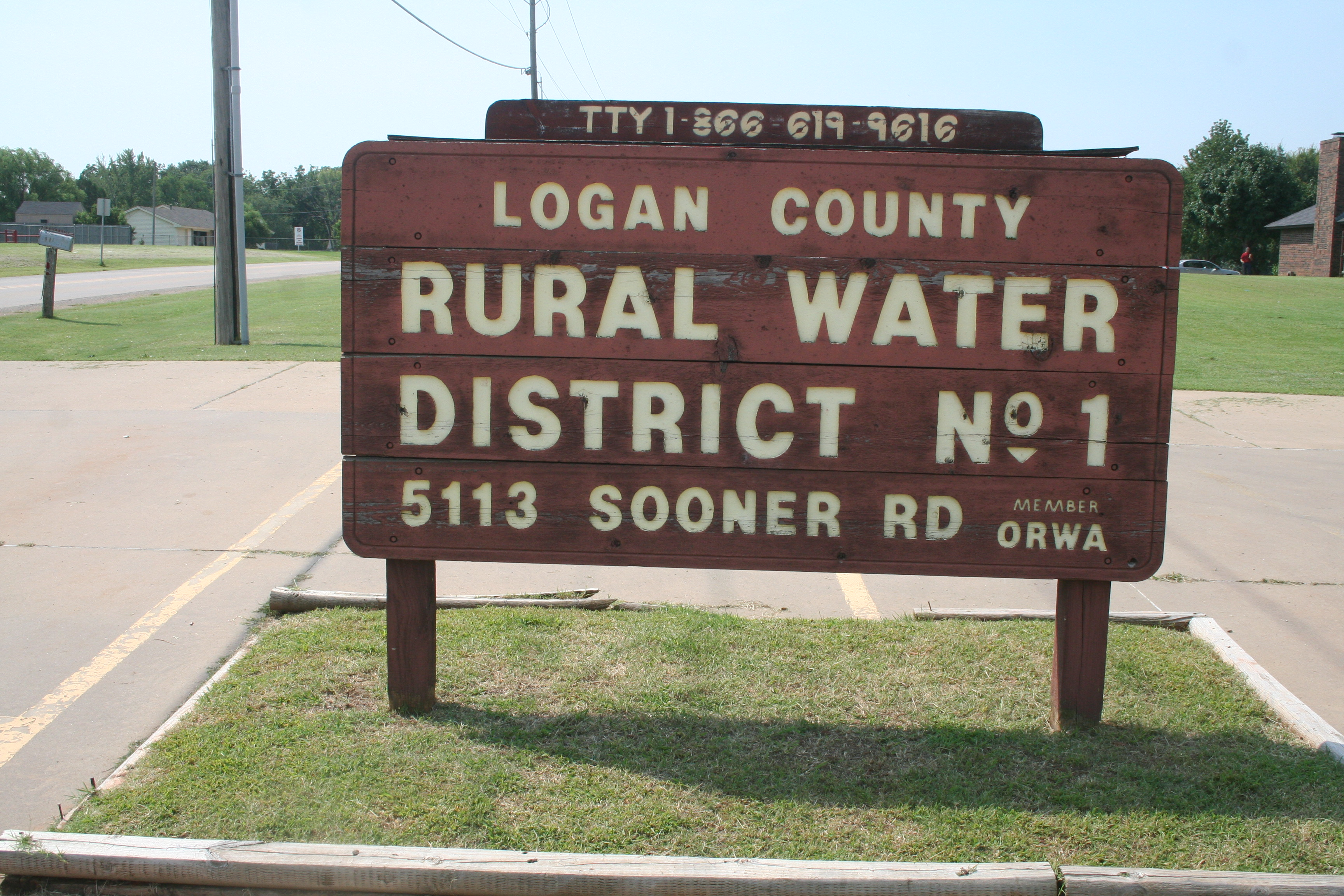 Rural Water District No. 1 receives $1M water system funding from OWRB