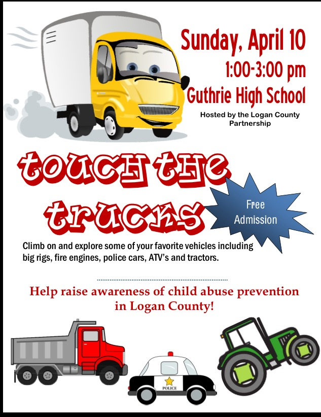 Popular event 'Touch the Trucks' returns