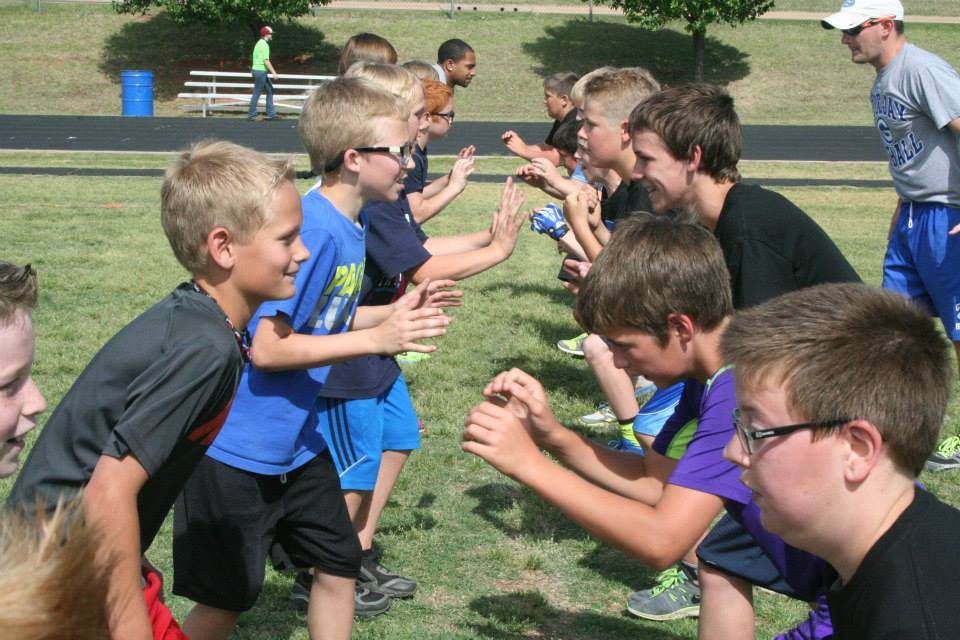 Bluejay Football Jr. Jays Camp now enrolling