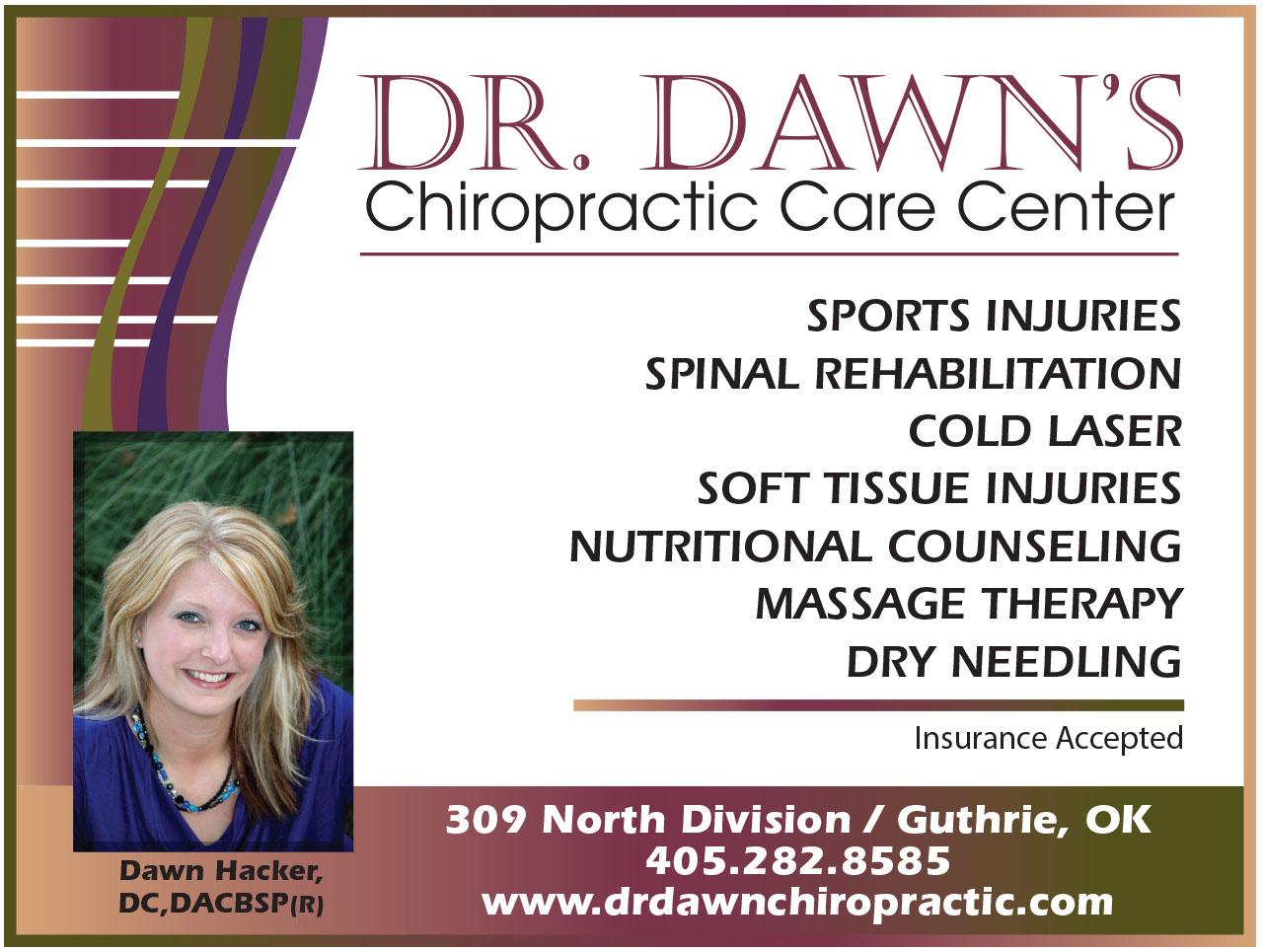 Ad Dr Dawn 2016