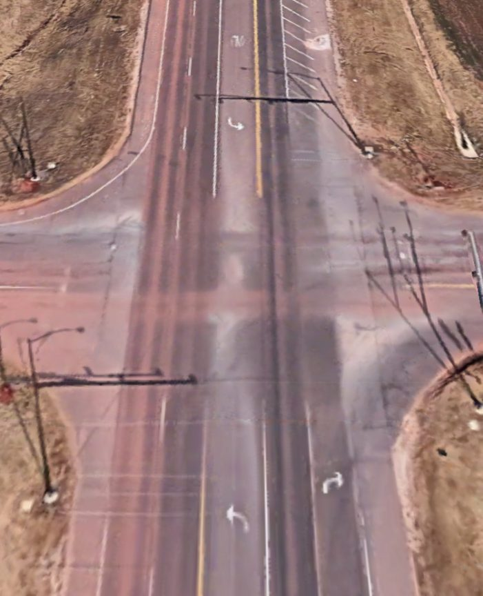 BOCC to discuss SH-74 and Waterloo Road intersection with ODOT