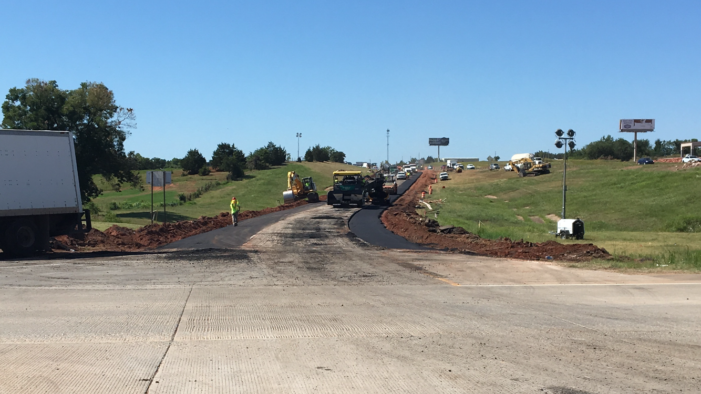 ODOT looking at suspending construction work; commission defers award on new highway contracts due to funding concerns