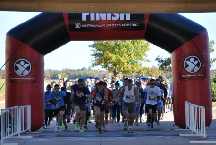 Meridian Technology Center Foundation to host Blue Streak Run on Nov. 5
