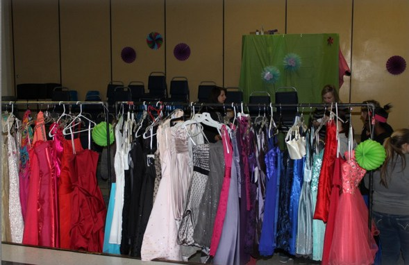 Donations being sought for annual Prom Dress Giveaway