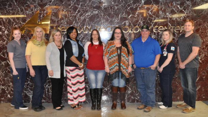 Cheryl Osborne receives Otha Grimes Memorial Scholarship