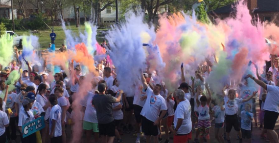 Registration taking place for Guthrie Junior High's Run4Lexi Color Run