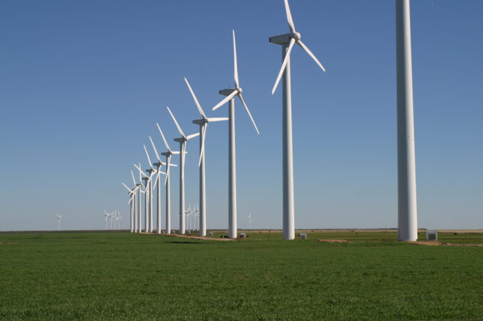 Enel starts construction of Red Dirt wind project in Logan County