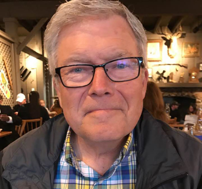 Well-known, beloved pastor Dennis Clark passes away