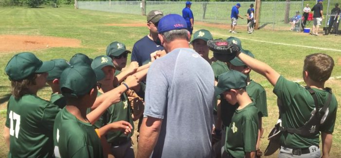 Opening Day a success for Guthrie Little League Baseball