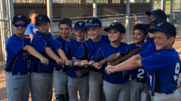 Guthrie little league baseball team takes second in Arkansas
