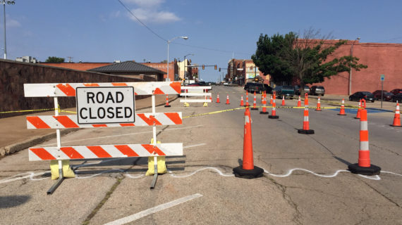 City seeking grant approval for downtown bridge removal, drainage upgrades
