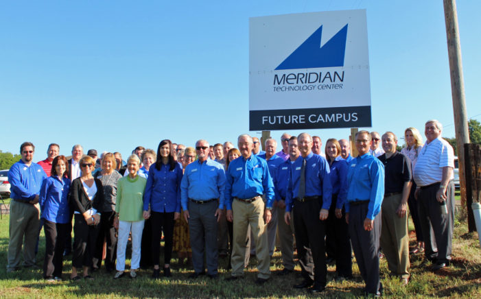 Video: Meridian Technology Center purchases land in Guthrie for future campus
