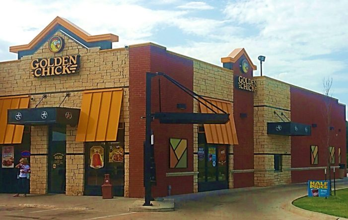Golden Chick to hold Hurricane Harvey relief fundraiser on Tuesday