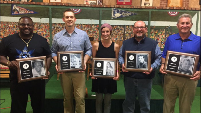 Watch: GHS Sports Hall of Fame inductions
