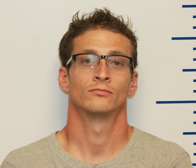 Man wanted in Guthrie arrested in Iowa after pursuit; extradited to Logan County