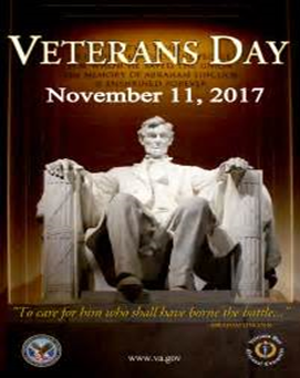 Town of Langston City designated a 2017 National Veterans Day regional site