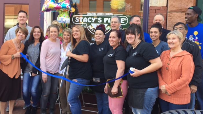Stacy's Place celebrates two years of business