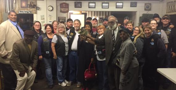 Guthrie Territorial Riders raises $900 for annual Thanksgiving dinner