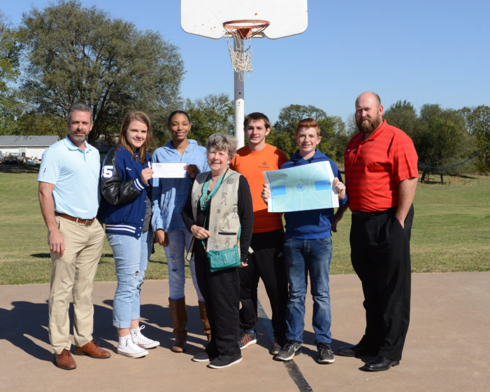 Coyle Schools Student Foundation receives grant