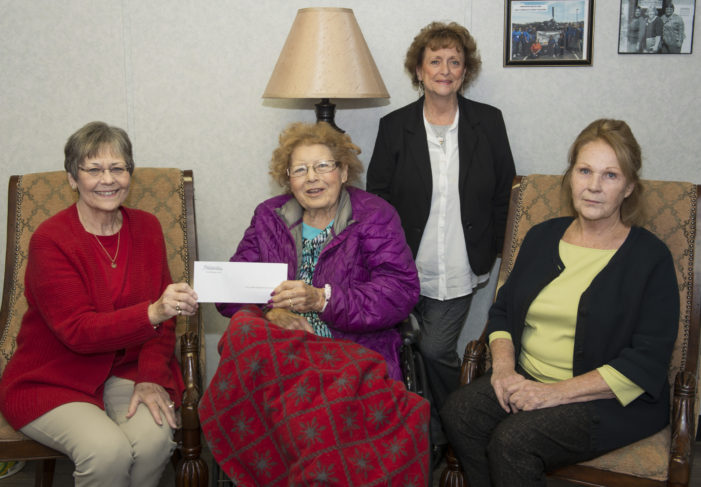 Neighborhood Solutions receives grant to help improve homes