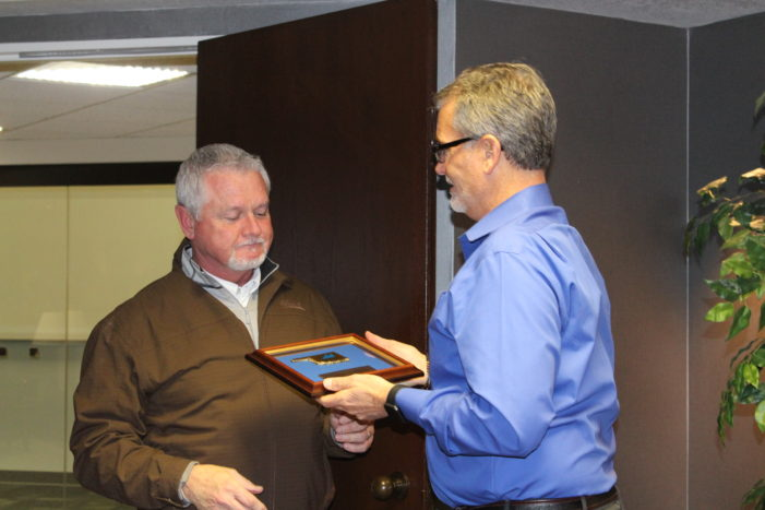 MTC says goodbye to board member; new member sworn in