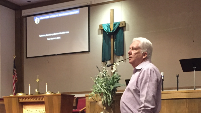 Church leaders take part in training to help prevent active shooter situations
