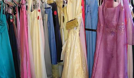 Donations being sought for prom dress giveaway