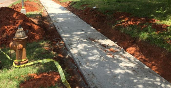 Council approves bid for sidewalk near Guthrie Upper Elementary School