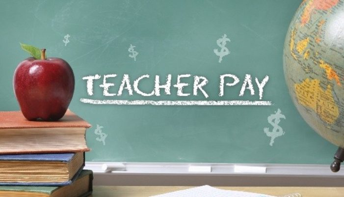 Legislators to direct Commissioners of Land Office to fund teacher pay raise
