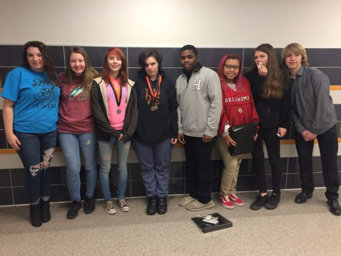 GHS Drama duo headed to regionals