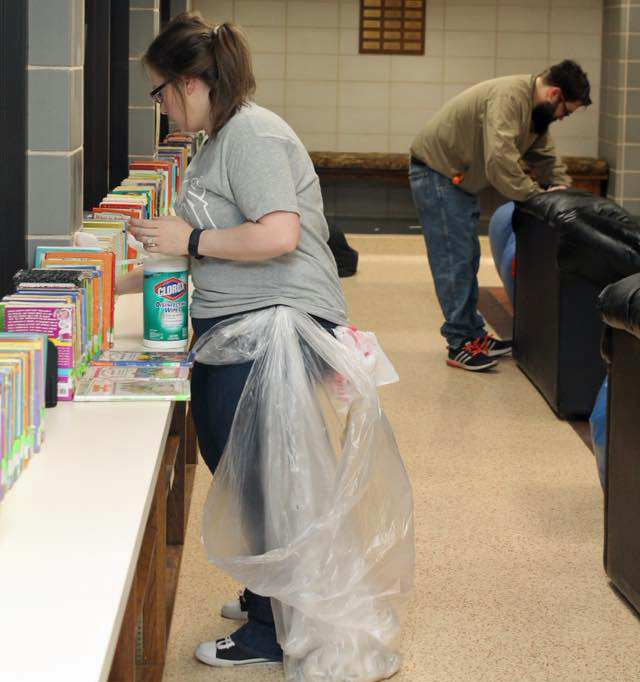 Operation Wipe Down set for Guthrie Public Schools
