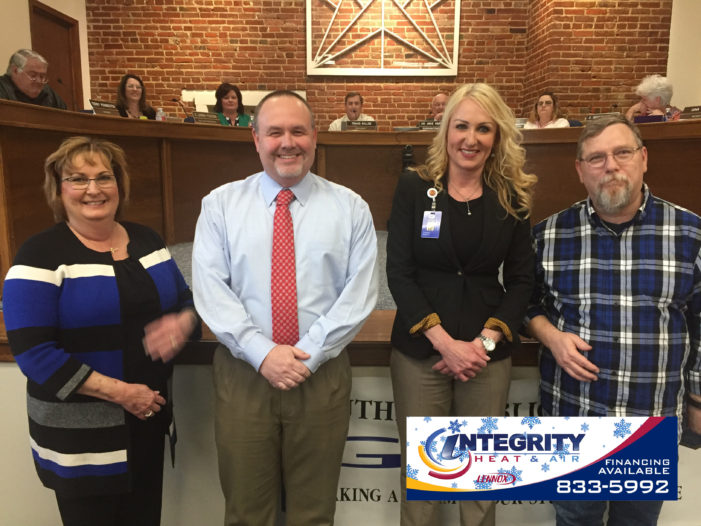 Video: Ball, Sullaway named Guthrie Schools employees of the month