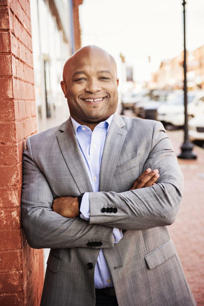 "Gregory ""Heady"" Coleman announces for Senate District 20"