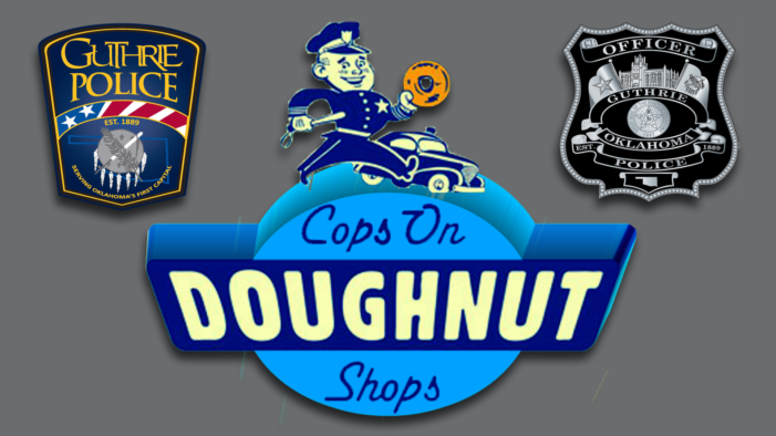 Video: Cops On Doughnut Shops returning to benefit Special Olympics