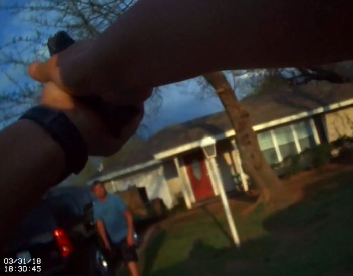 Video: GPD release video, details with officer-involved shooting