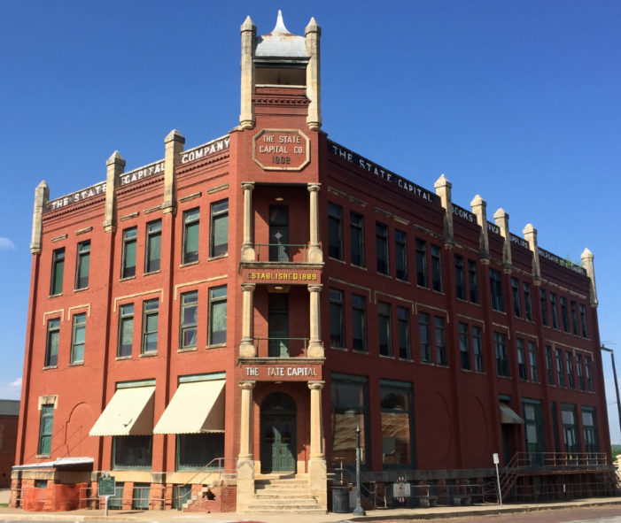 Video: Deed to Publishing Museum signed over to local group