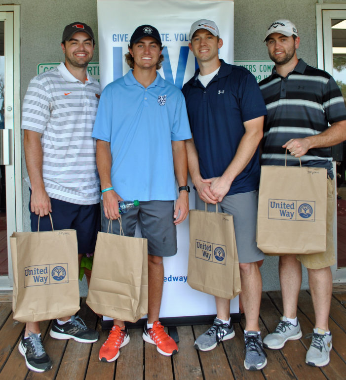 Chappell team wins third annual Logan County Open