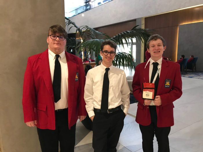 Baylor Bukofzer places high at SkillsUSA National contest