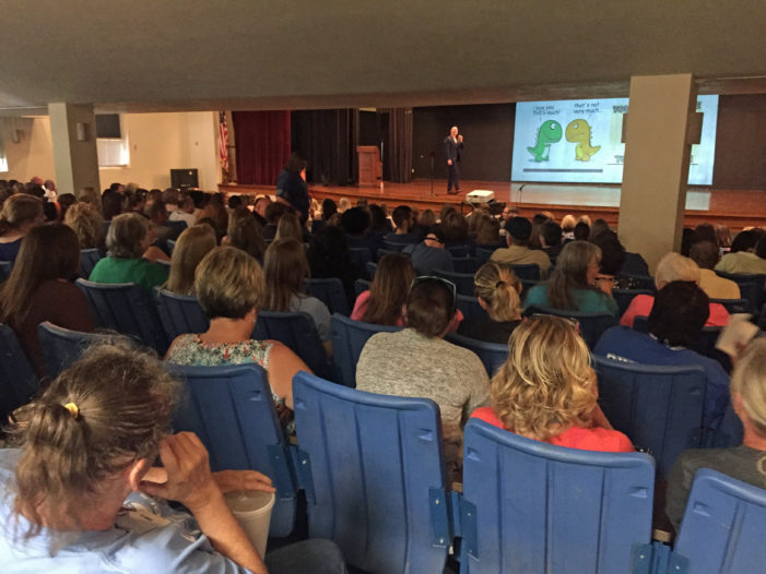 Teachers return to Guthrie Public Schools as district holds convocation