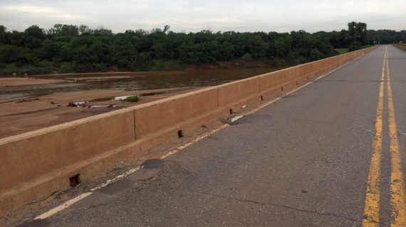 US-77 Cimarron River bridge project near Guthrie begins Sept. 4