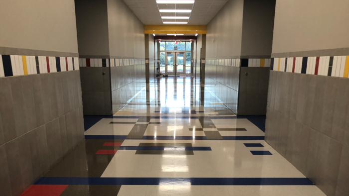 Photos: Charter Oak Elementary will be ready for school on Tuesday