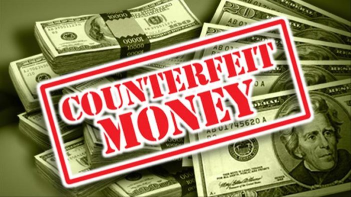Counterfeit money trail leads investigators to illegal operation