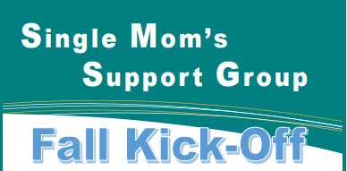 Single Mom's Support Group – all single mom's welcome