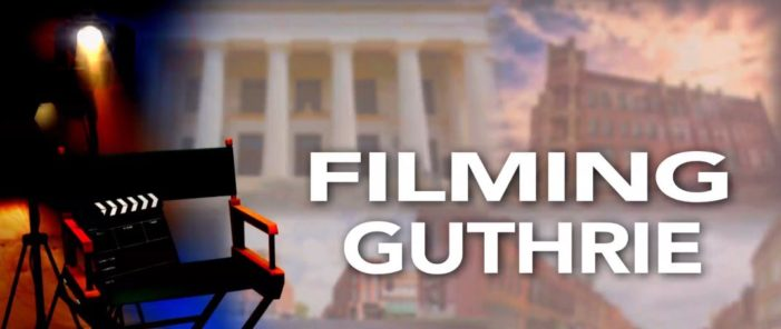 Video: Cast members talk about filming in Guthrie